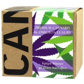 Premium Cannabis by Omicron Luxury Κρέμα Ματιών με Έλαιο Κάνναβης,30ml