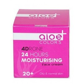Aloe+ Colors 4Drone 24 Hours Moisturising Face Cream 50ml