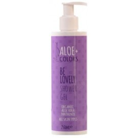 Aloe+ Colors Be Lovely Shower Gel 250ml