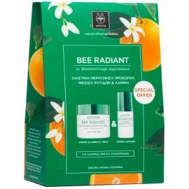 Apivita SPECIAL OFFER Bee Radiant Κρέμα Ελαφριάς Υφής 50ml & Bee Radiant Κρέμα Ματιών 15ml