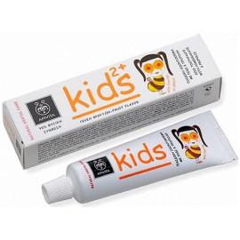 Apivita Παιδική Οδοντόκρεμα με Ρόδι & Πρόπολη (2+ ετών) 50ml