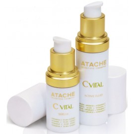 Atache Set C-Vital Serum & Active Fluid