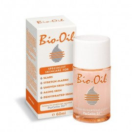 Bio Oil - PurCellin Λάδι ανάπλασης για ραγάδες & σημάδια - 60ml