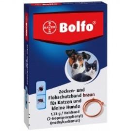 Bayer Bolfo Αντιπαρασιτικό Περιλαίμιο για Μικρόσωμους Σκύλους και Γάτες, 1 τεμάχιο