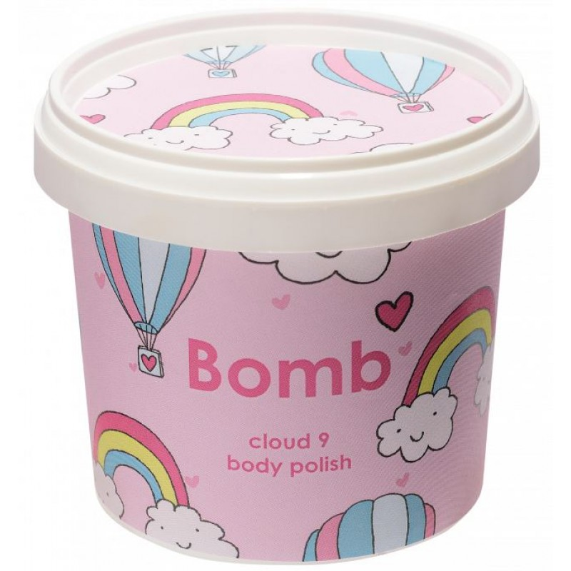Bomb Cosmetics Cloud 9 Body Polish 365ml