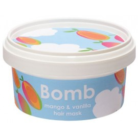 Bomb Cosmetics Mango & Vanilla Hair Mask 210ml
