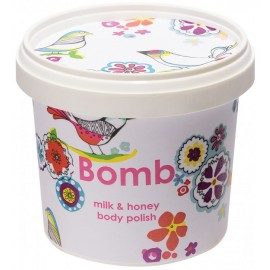 Bomb Cosmetics Milk & Honey Body Polish 365ml