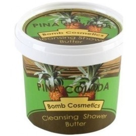 Bomb Cometics Pina Colada Cleansing Shower Butter 320g