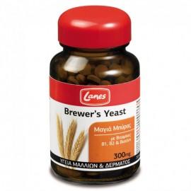LANES  Μαγιά Μπύρας (Brewers Yeast) 200 Tabs