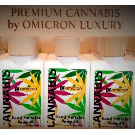 Cannabis Hand & Body Protector Hemp Oil Κρέμα Χεριών & Σώματος με Έλαιο Κάνναβης,125ml