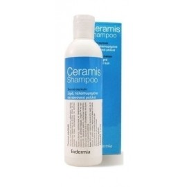 Evdermia Ceramis Τονωτικό Σαμπουάν για Ξηρά/Κανονικά Μαλλιά 250ml