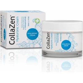 CollaZen Hyaluronic Cream Κρέμα Προσώπου με Υαλουρονικό Οξύ 50 ml