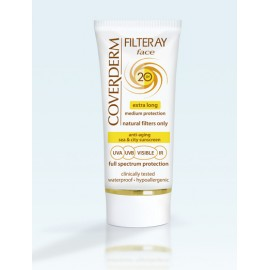 Coverderm Filteray Face SPF20 50ml
