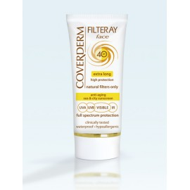 Coverderm Filteray Face SPF40 50ml
