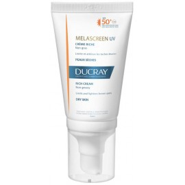 Ducray Melascreen UV Rich Cream Anti-Brown Spots Dry Skin SPF50+ 40ml