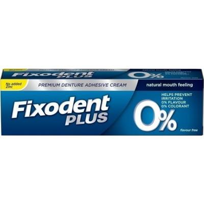 Fixodent Pro Plus 0% 40gr