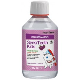 Frezyderm Sensi Teeth Kids Mouth Wash 250ml Στοματικό Διάλυμα