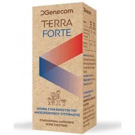 Genecom Terra Forte, Σιρόπι για το Ανοσοποιητικό Με Σαμπούκο και Πρωτόγαλα 100 ml