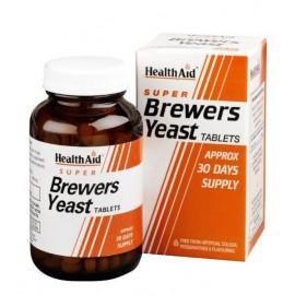 Health Aid Μαγιά Μπύρας 300mg, 240 Ταμπλέτες