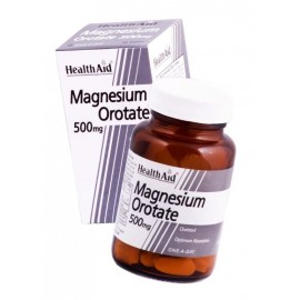 Health Aid Magnesium Οrotate 30 Ταμπλέτες