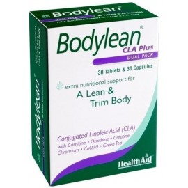 Health Aid Bodylean CLA Plus 30 ταμπλέτες + 30 κάψουλες