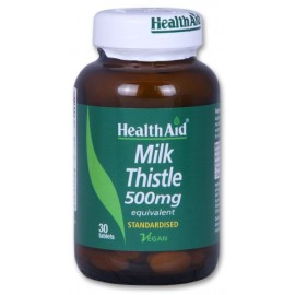 Health Aid Milk Thistle Seed Extract (Γαϊδουράγκαθο) 30 Ταμπλέτες