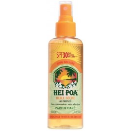 Hei Poa Tahiti Monoi Dry Oil Tiare Spray SPF30 150ml