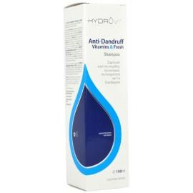 Hydrovit Anti-dandruff Shampoo Vitamins & Fresh Σαμπουάν κατά της Πιτυρίδας 150ml