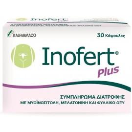 Italfarmaco Inofert Plus 30 κάψουλες