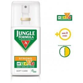 Jungle Formula Strong Soft Care με IRF 3 Spray 75ml
