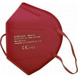 Μάσκα Προσώπου FFP2 KN95 (GB2626-2006) Κόκκινη