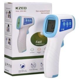 KZED Θερμόμετρο Μετώπου Χωρίς Επαφή, KZED-8801 Infrared Non Contact Thermometer