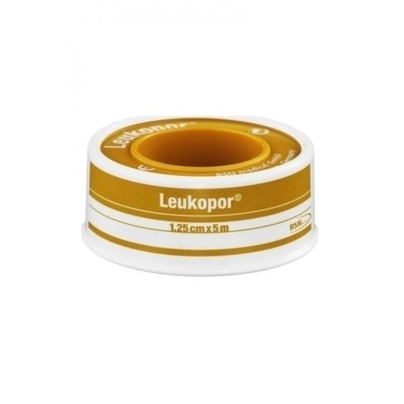BSN Medical Leukopor 1.25cm x 5m