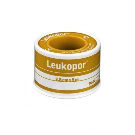 BSN Medical Leukopor 2.5cm x 5m