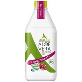 Litinas Aloe Πόσιμο Aloe Vera Gel, Γεύση Ρόδι, 1000ml