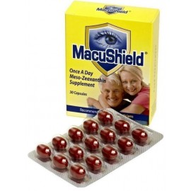Macushield Eye Health Supplement 30 κάψουλες