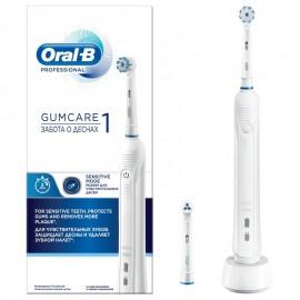 Oral-B Professional Gum Care 1 Επαναφορτιζόμενη Ηλεκτρική Οδοντόβουρτσα 1τμχ