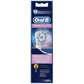 Oral-B Ανταλλακτικές Κεφαλές Sensi Ultra Thin 2τμχ