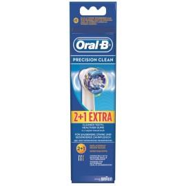 Oral-B Ανταλλακτικές Κεφαλές Vitality Precision Clean 2+1 ΔΩΡΟ