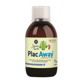 Plac Away Junior Teeth 6+ Στοματικό Διάλυμα 250ml
