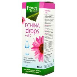 Power Health Echina Drops + Vitamin C, 50ml