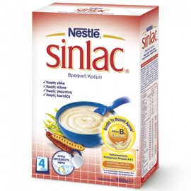 Nestle Sinlac Βρεφική Κρέμα 500gr