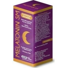 SM Melatonin Spray Μελατονίνης Άμεσης Δράσης 12ml