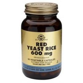 Solgar Red Yeast Rice 600mg 60 φυτικές κάψουλες