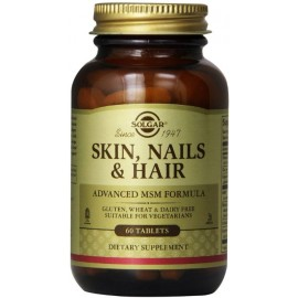 Solgar Skin Nails And Hair Formula 60 Tabs