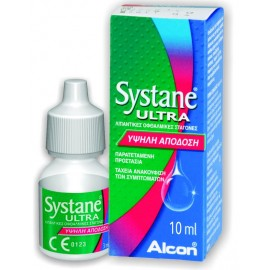 Alcon Systane Ultra Eye Drops 10ml