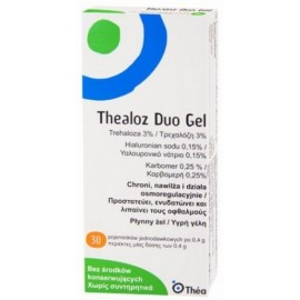 Thea Synapsis Thealoz Duo Gel 30x0.4gr 0.4gr