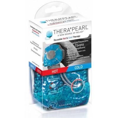 TheraPearl Knee Wrap, Θερμοφόρα/Παγοκύστη για το Γόνατο, TP-RKW1, 1τμχ