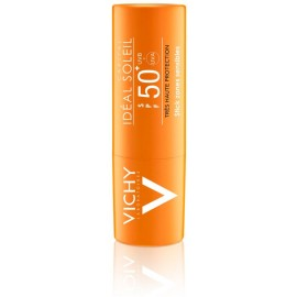 Vichy Ideal Soleil Stick for Sensitive Areas SPF50+ 9gr