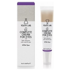 Youth Lab CC Complete Cream for Eyes All Skin Types 15 ml